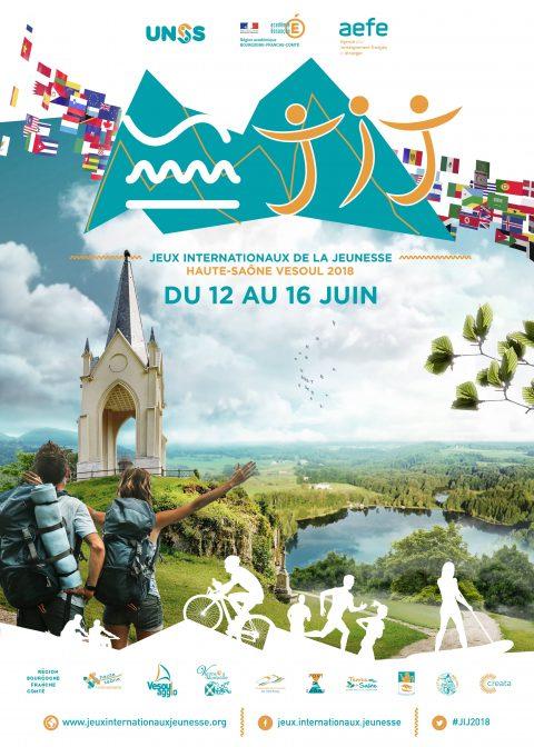 J- 20! La 8eédition des Jeux Internationaux de la Jeunesse (JIJ) se tiendra à Vesoul