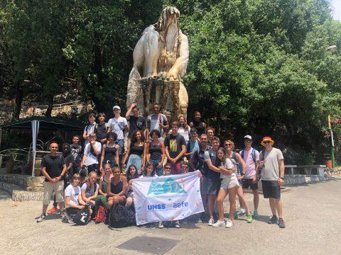 La visite de la Grotte de Jeita