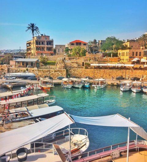 #JIJ209 Byblos, l'une des villes d'accueil