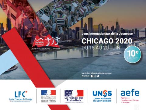 Dossier de présentation JIJ2020 à Chicago